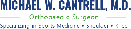 Michael Cantrell, MD - Orthopaedic Surgeon